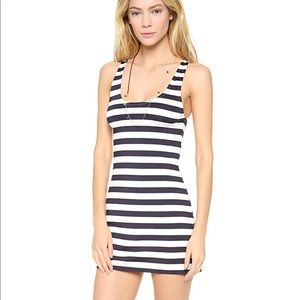 Juicy Couture Boho Stripe Cover-Up Dress XS